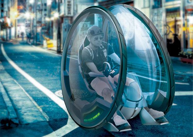 alex langensiepenがgenzeのプロジェクトとしてデザインした電動バイクusf(ultra small footprint)
