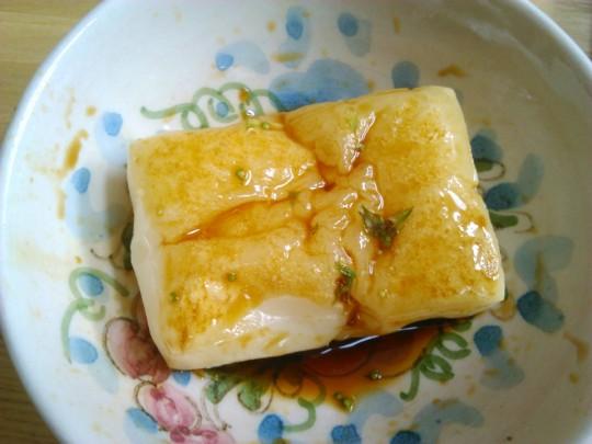 ガーデニングで育てたシソの穂でシソ醤油を作って焼き餅