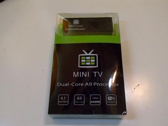 スティック型Android端末MK808 Mini PC