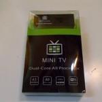 スティック型Android端末MK808 Mini PC開封