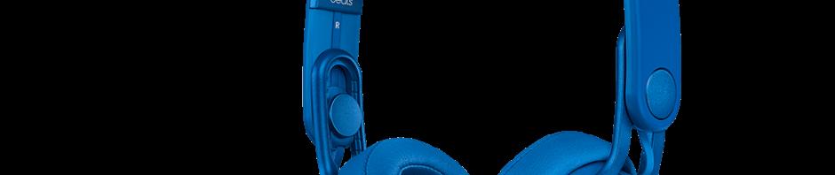 Beats Mixr ブルー 斜め