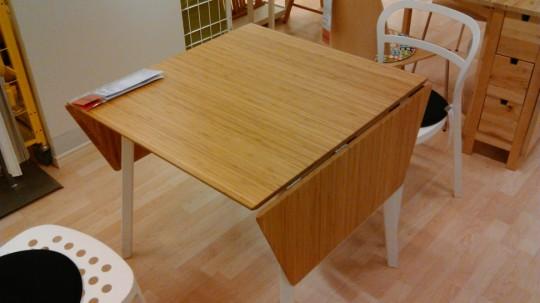 IKEA ドロップリーフテーブルPS2012:REIDAR1