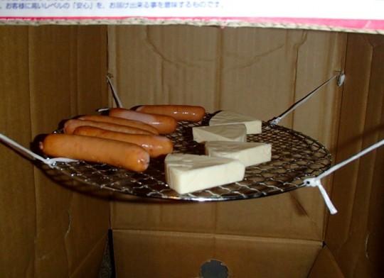 スモークチーズ&ソーセージ燻製前_[0]
