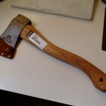 Hultafors(フルターフォッシュ) 手斧 ハチェット・スカウトの外観1