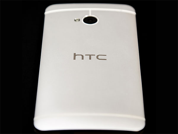 HTC Oneの裏面