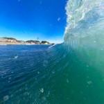 湘南七里ガ浜 胸くらいのクリーンチューブ内をInsta360 ONE Xで撮影