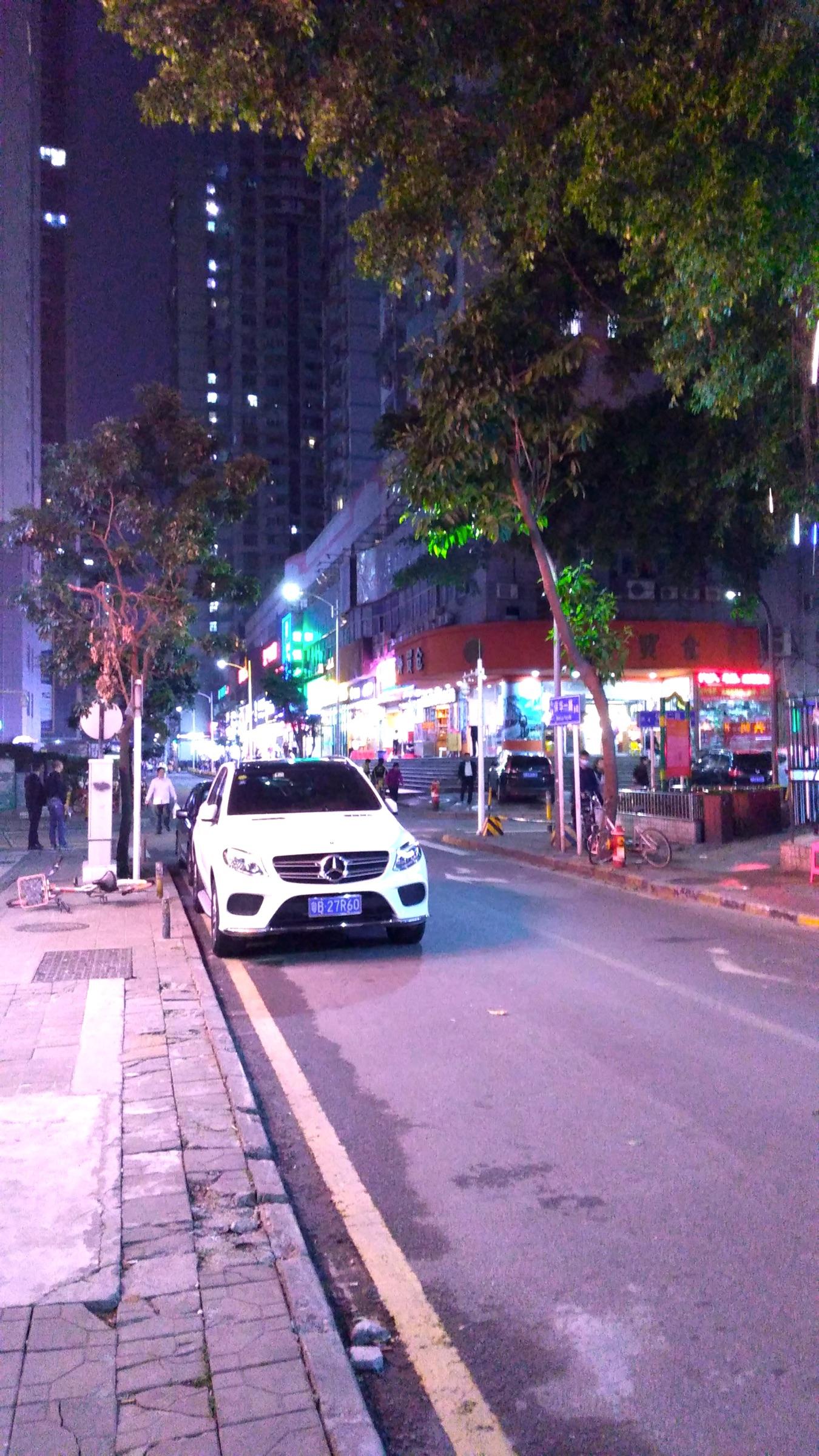 中国 深セン 福田の裏通り Shenzhen Futian DOWN TOWN_[0]