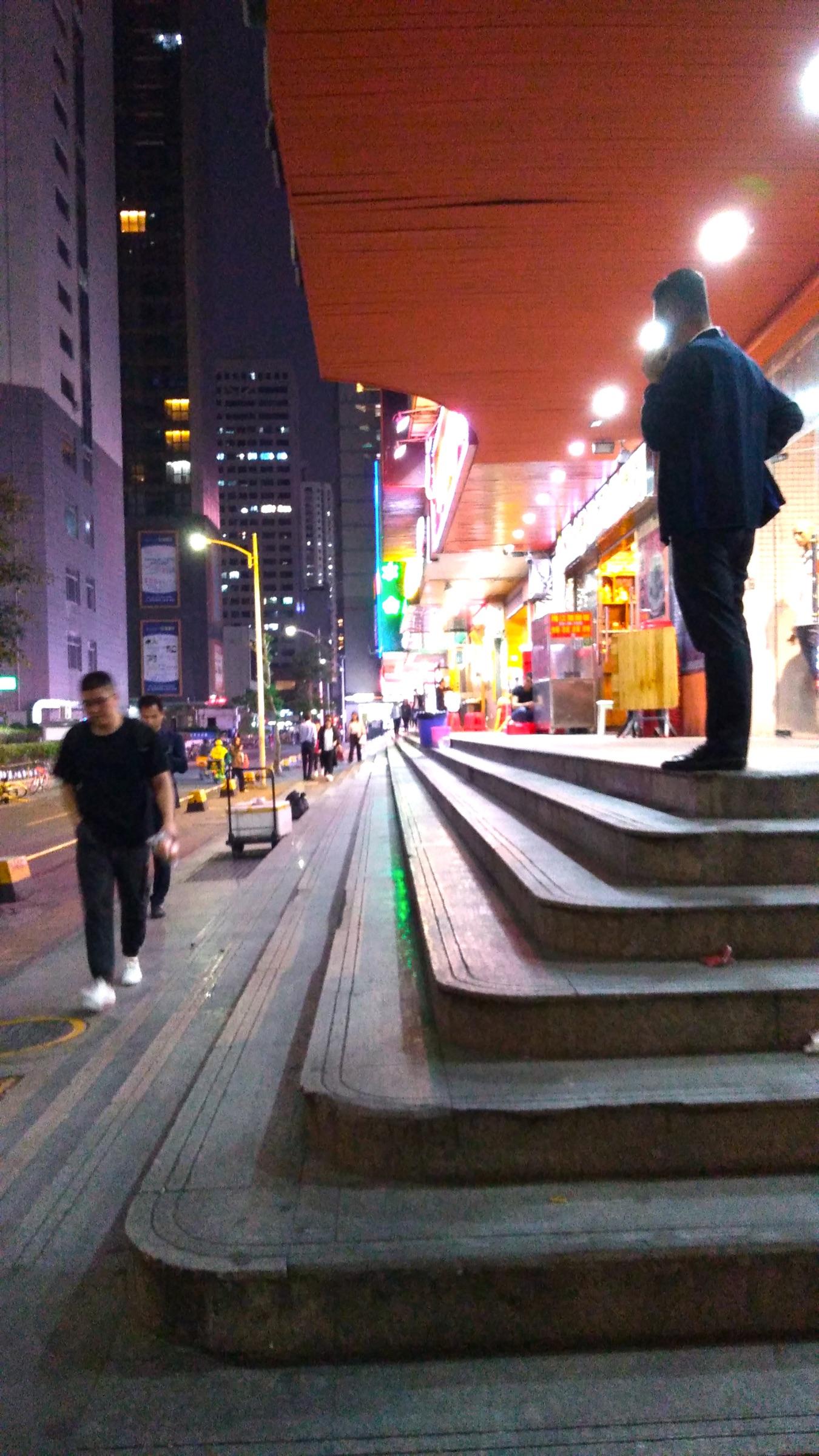 中国 深セン 福田の裏通り2 Shenzhen Futian DOWN TOWN_[0]