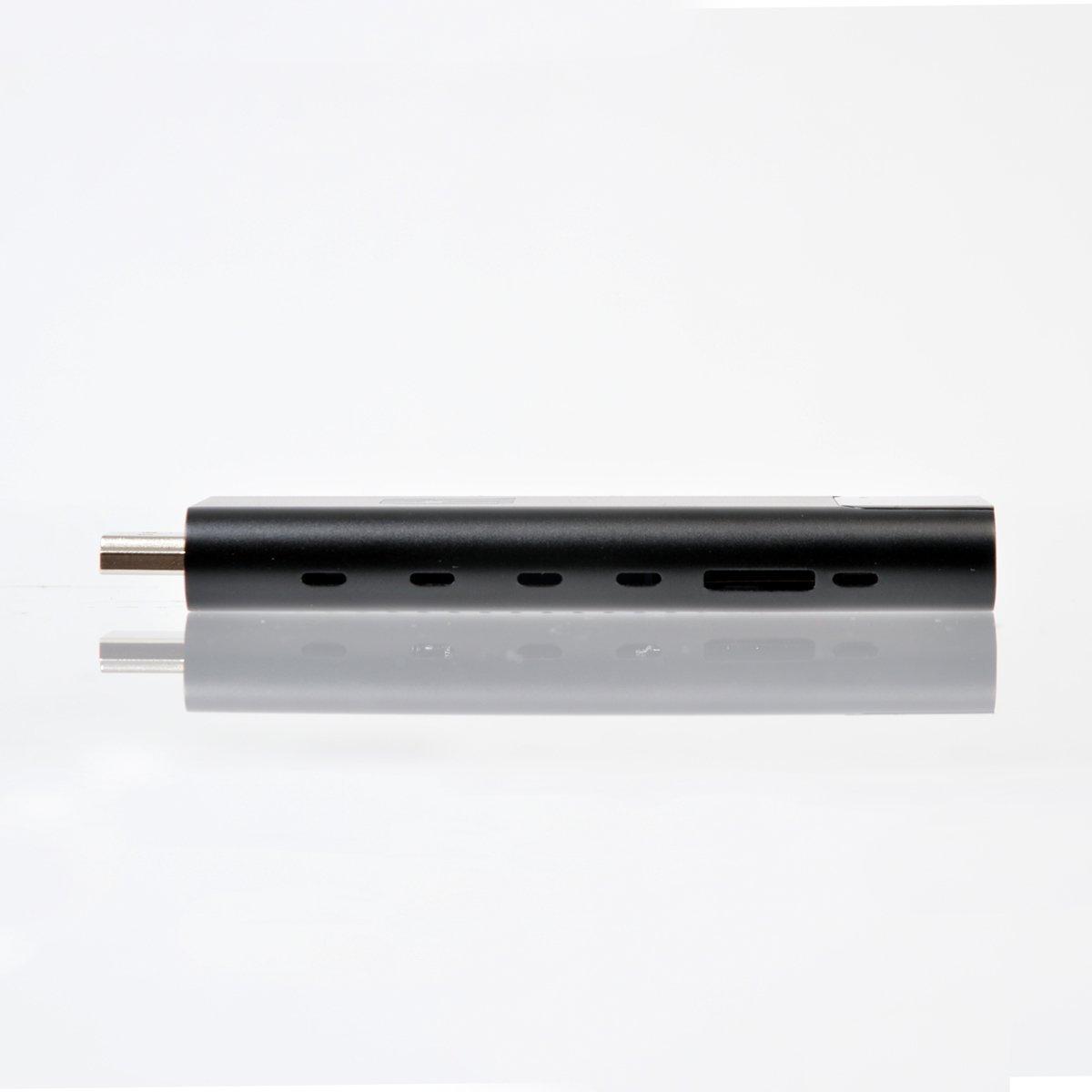 SmartTV Quad-coreのmicroSDスロット