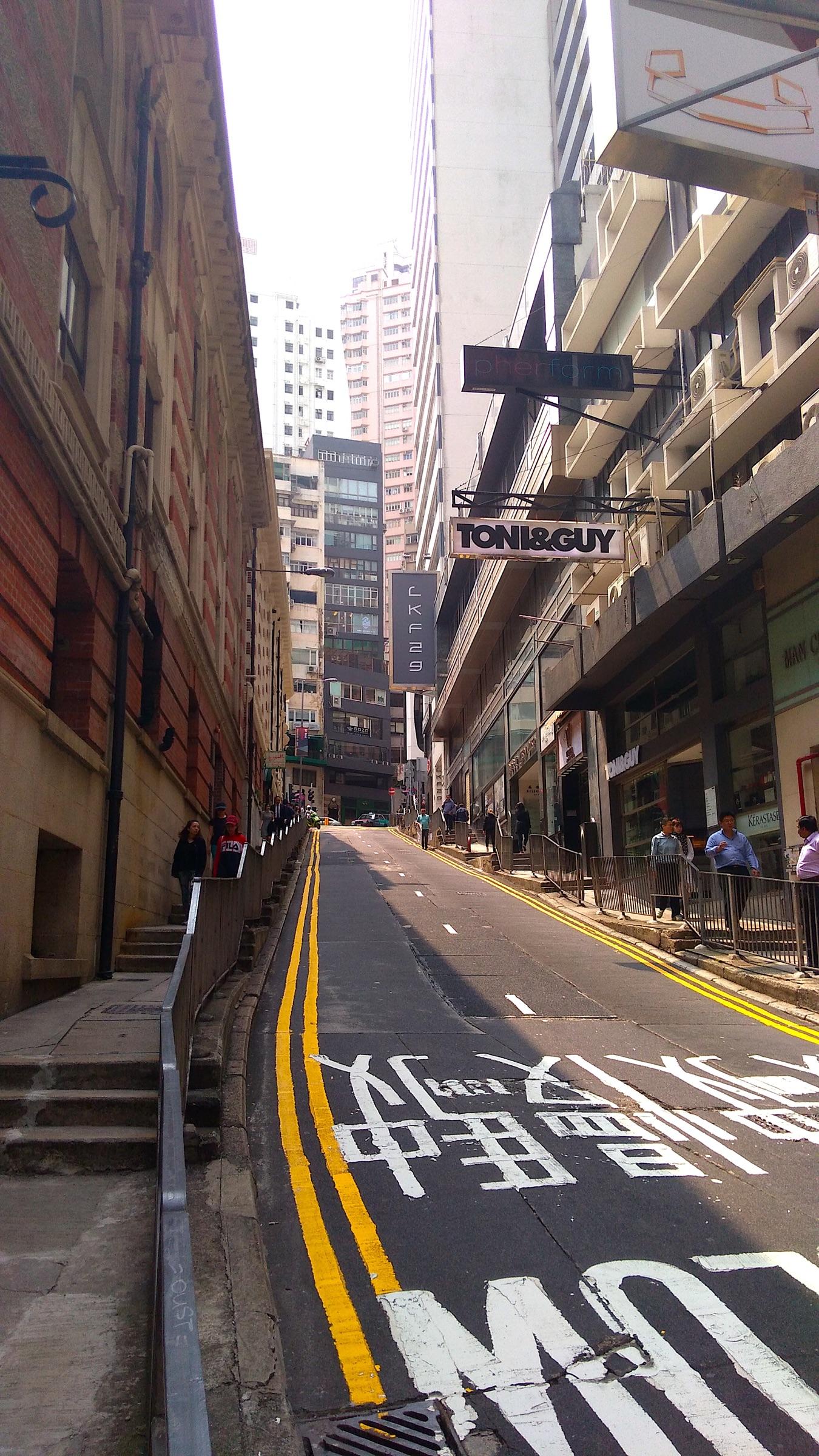 香港 中環の古い街並3_[0]
