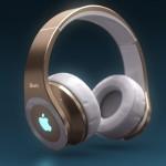 """AppleがBeatsのヘッドフォンを作るとこうなる""""ibeats""""コンセプト1"""