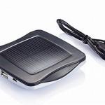 太陽光モバイル充電器2