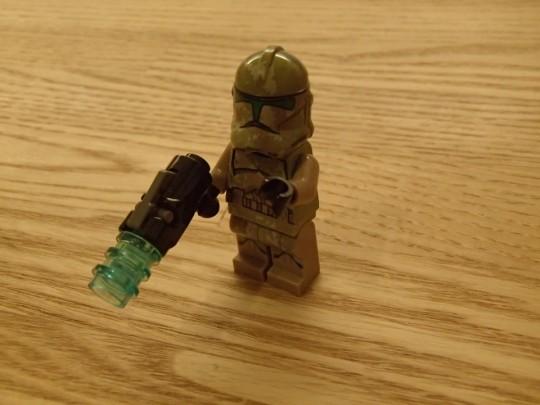 レゴのキャッシーク・クローン・トルーパーズKashyyyk Troopers