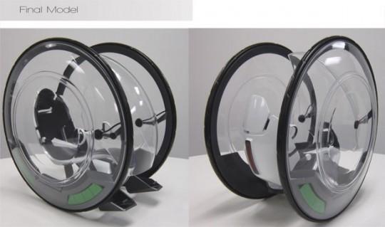 alex langensiepenがgenzeのプロジェクトとしてデザインした電動バイクusf(ultra small footprint)の最終アイディア