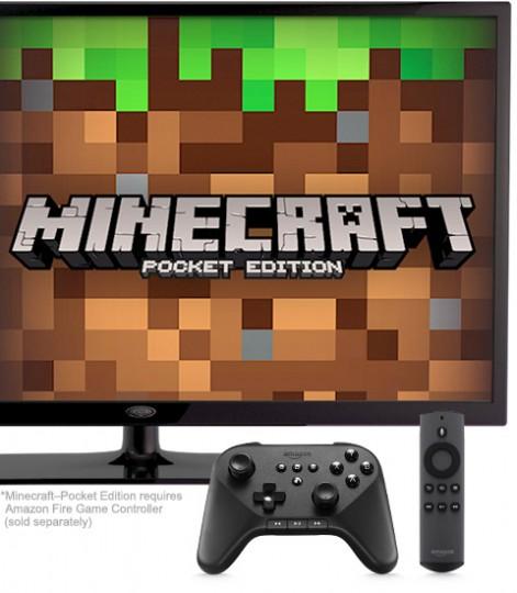 Amazon Fire TV のゲームコントローラ