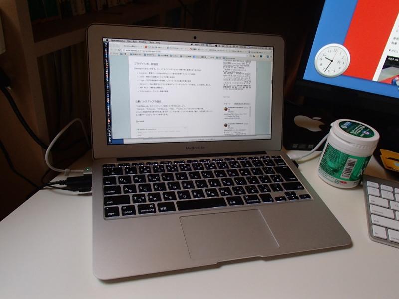 MacBook Air Mid2013購入
