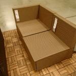 IKEAの屋外家具ARHOLMA