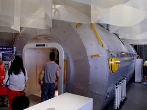 日本科学未来館 宇宙居住棟