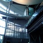 日本科学未来館 シンボルゾーン ジオコスモ
