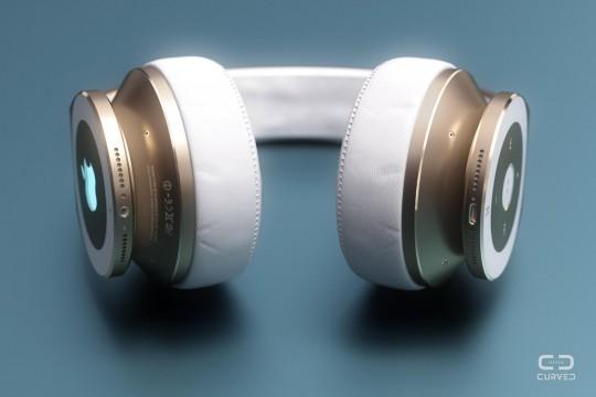 """AppleがBeatsのヘッドフォンを作るとこうなる""""ibeats""""コンセプト下から"""