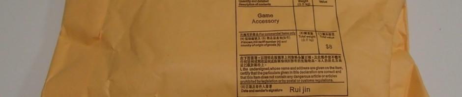Xperia M Dual C2005用ケース e-bayより到着