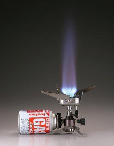 イワタニのカセットガス ジュニアバーナー CB-JRB-3 2