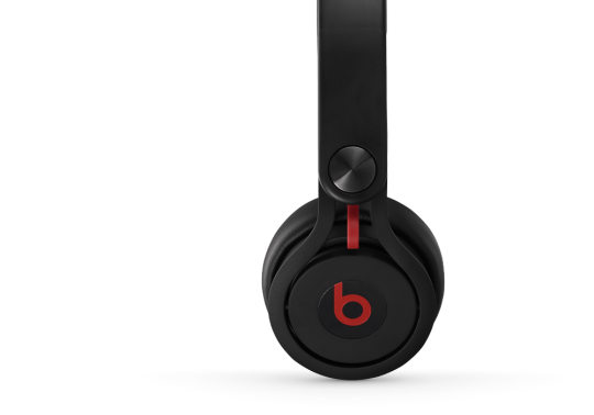 Beats Mixr ブラック サイド