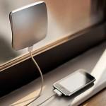 太陽光モバイル充電器1