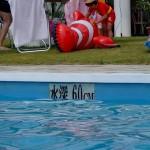 アクシオン プール 水深60cm