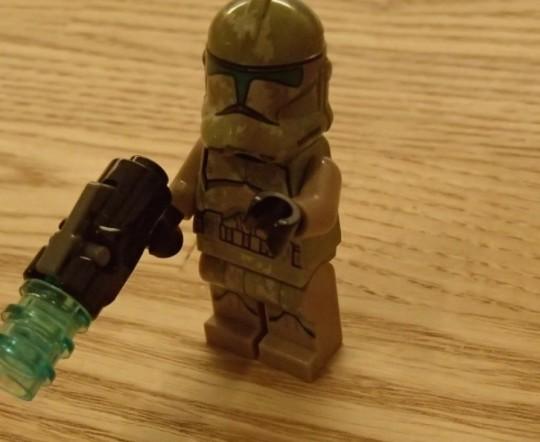 レゴのキャッシーク・クローン・トルーパーズKashyyyk Troopers2_[0]