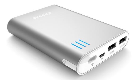 大容量モバイルバッテリー,cheero Power Plus 2 10400mAh