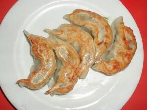 こうりゅうの餃子