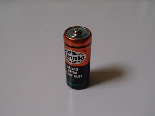 単5電池SUM5