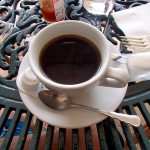 アクシオン ランチ コーヒー