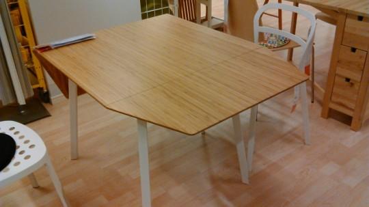 IKEA ドロップリーフテーブルPS2012:REIDAR2