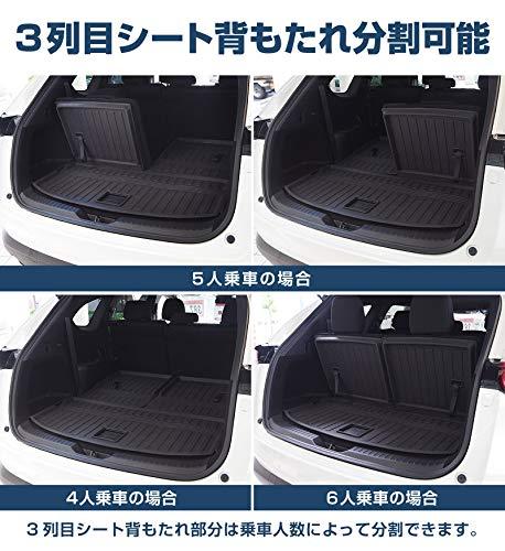 サムライプロデュース CX-8 ラゲッジマット2