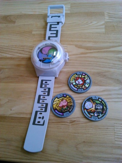 妖怪ウォッチ DX妖怪ウォッチとメダル