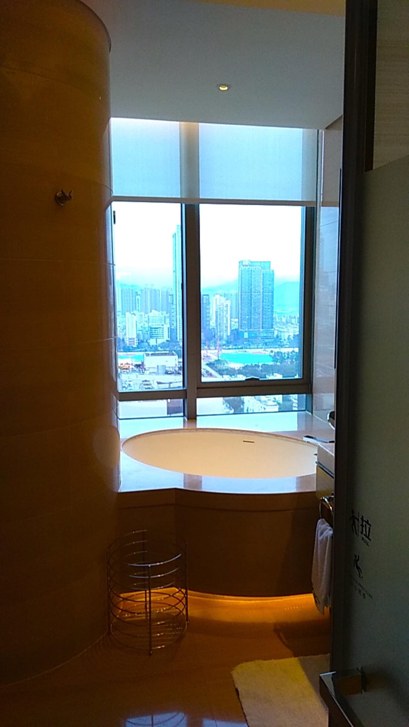 中国 深セン 福田 ウィンダム・グランド・ホテルのバスルーム Shenzhen Futian Wyndham Grand Hotel_[0]