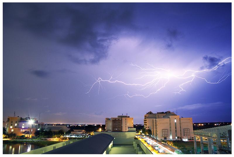 thunder by  Nickplus